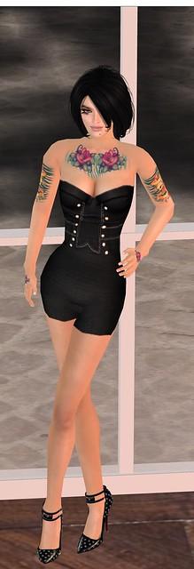 ~ imbue. military dress