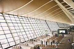 41/365 Empty ({PLee}) Tags: china morning plane early airport nikon shanghai empty flight terminal international photoaday 365 pudong f28 terminal2 2470mm pvg project365 threesixfive 41365 d3s