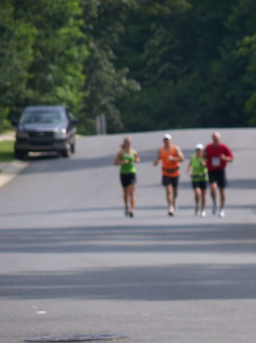 Waxhaw 1-Man Marathon nearly over
