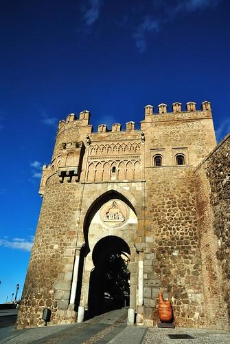Puerta del Sol. Toledo.