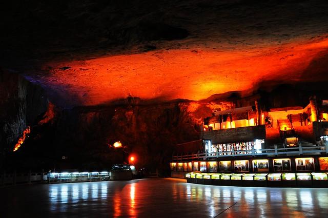 Jiuxiang Karst Cave