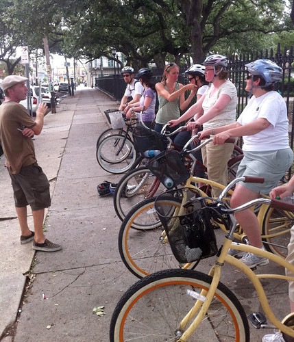 French Quarter Neighborhood Bike Tour