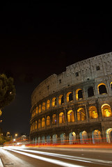 The coliseum (Marianff) Tags: italy rome roma night italia coliseo nocturna colisseum
