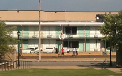 Memphis vacation: National Civil Right Museum, at the Lorraine Motel