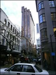 Auckland CBD Building