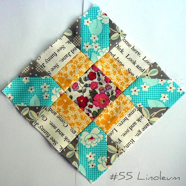 #55 Linoleum