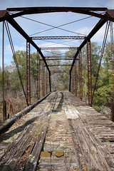 Abandoned Uphapee Creek Bridge
