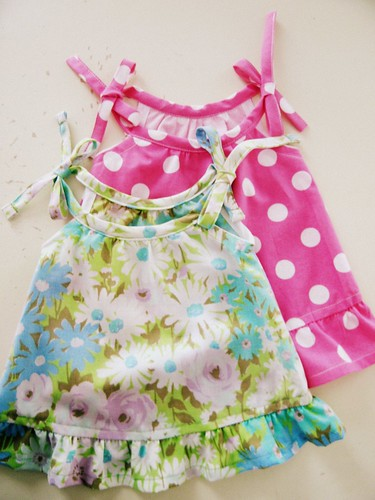 Baby Sundresses