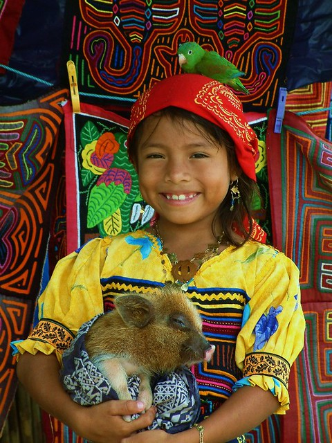 Experience the Culture of the Kunas Indians - Panama City, Panama