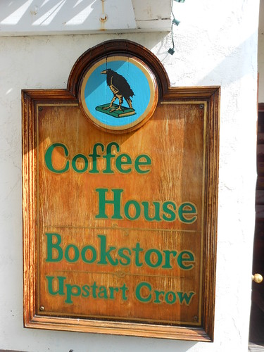 The Upstart Crow's sign