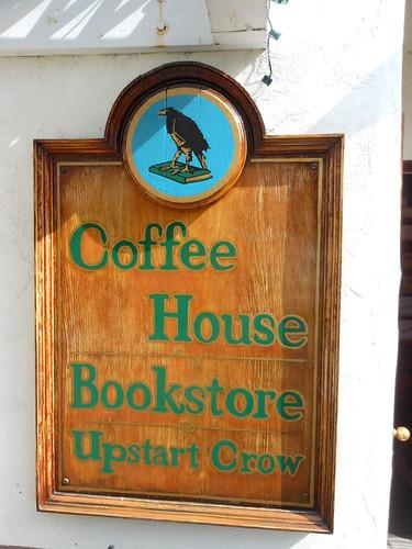 The Upstart Crow's sign