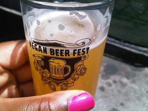 2nd Annual LA Vegan Beer Festival