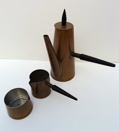 60s Copral Coffee Set