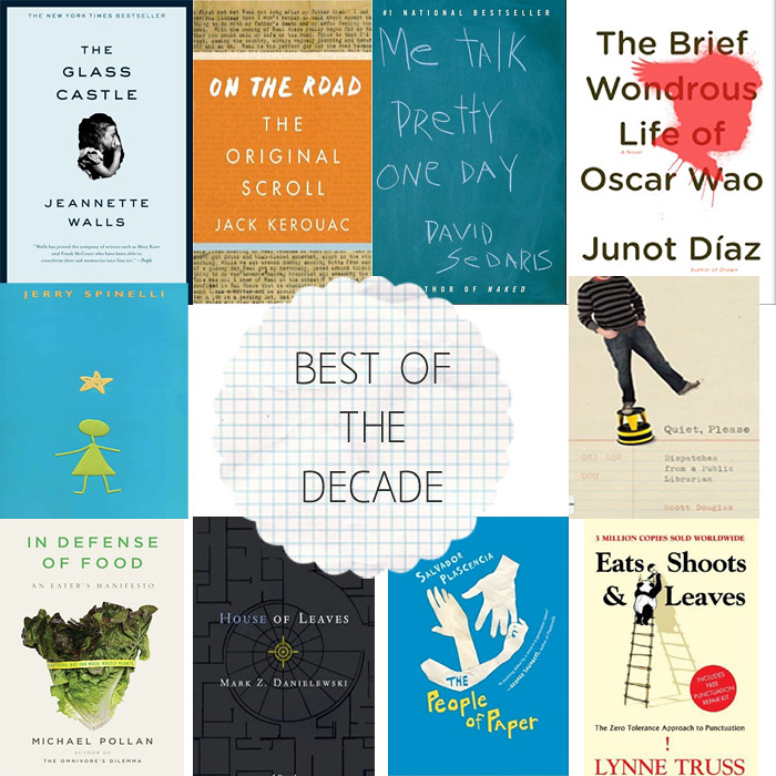 Best of the Decade- Books