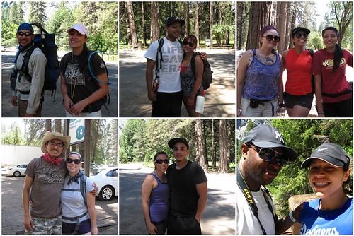 Yosemite crew