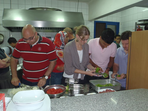 ILI Cooking Classes July 2011