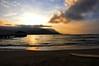 Hanalei Bay (goolia0475) Tags: sunset beach hawaii surf kauai hanaleibay kauaibeach
