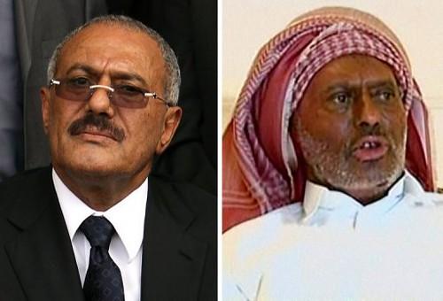 الرئيس صالح يتحدث لليمنيين للمرة الاولى منذ محاولة اغتياله by Gnouby