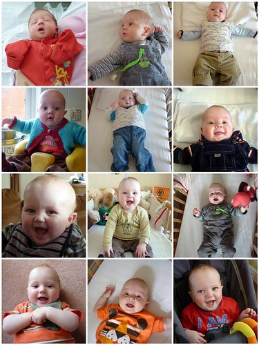 Thomas - the first 12 months