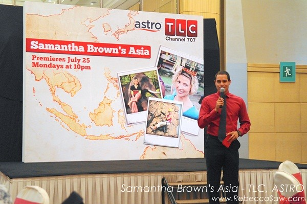Samantha Brown's Asia - TLC, ASTRO - 03