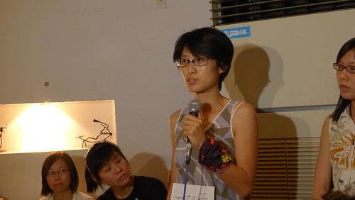 東海岸藝術家代表王郁雯