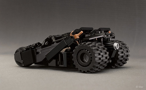 lego bane tumbler instructions
