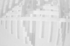 CONFUSION (annickashyam1) Tags: ocean sculpture white grey abstractart tasmansea confusion pathway taranaki obtuse newplymouth broughamst filipetohi halamoana powderhamst tonganlashes traditionalbindingsystem