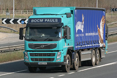 WA61AVU - BOCM Pauls (TT TRUCK PHOTOS) Tags: volvo tt bocm