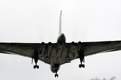IMG_9871 (Richard Gaynor) Tags: robin hood vulcan avro doncaster xh558