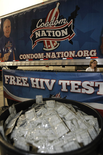 Condom Nation Dallas/Fort Worth for the Dub Show and Concert