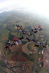 Skydive VIP Sequentials (Rick Neves) Tags: skydiving rick salto skydive neves paraquedas paraquedismo rickneves