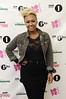 Emeli Sand� backstage at BBC Radio 1's Hackney Weekend held at Hackney Marshes - Day 1 London, England