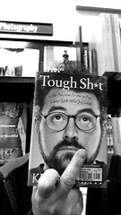 2014-03-29_14.25.42 (Anthony Posey SIR:Poseyal Kinght of Desposyni) Tags: face book kevin smith anthony bookcover kevinsmith posey anthonyposey bookface sleeveface bookcoverface