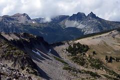 Old Desolate Sluiskin (Sotosoroto) Tags: dayhike hiking mtrainier burroughsmountain cascades mountains washington