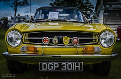 North West Vintage Rally (Ollie Smith Photography) Tags: vintage rally northwest halton cheshire widnes nikon d7200 lightroom sigma1750 car classiccars triumph britishsportscar hdr