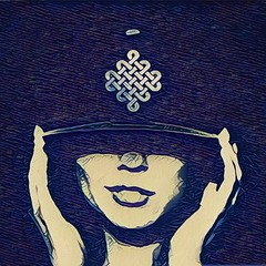 Fresh to Death (Thought Knots Design) Tags: instagramapp square squareformat iphoneography uploaded:by=instagram crema thought knots graphic design girl lady woman face portrait photoshop hat new era cap fresh death def og gdup
