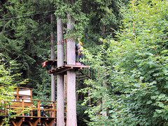 P8234094e (topzdk) Tags: treeclimbing summer 2016 czechrepublic ski slope lanovy park