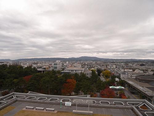 奈良県庁屋上展望台-09