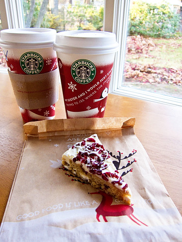 Starbucks holiday promo