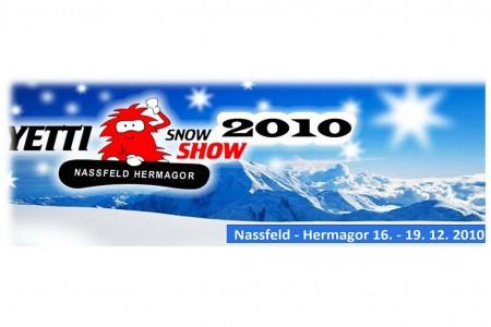 Yetti SNOW SHOW 2010