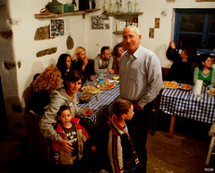 Tsipouro time 2010 (IV) (teo58-) Tags: family kids island still maria greece alexander distillery paros raki souma naoussa theophilos tsipouro paraskevas