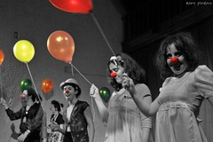"Grupo de Clowns ""The Crisis"" (Desde Los Satelites) Tags: show art nose arte clown improvisation laugh clowns nez payaso risa nariz impro espectaculo payasos saltoalvacio improvisacion thecrisis grupodeclowns"