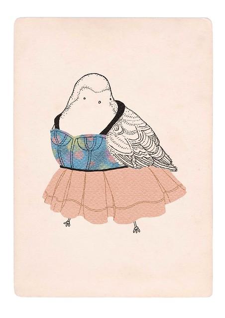 Vogue Birds