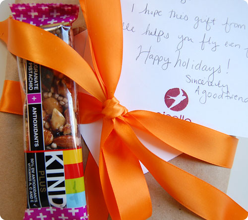Oiselle Gift Wrap