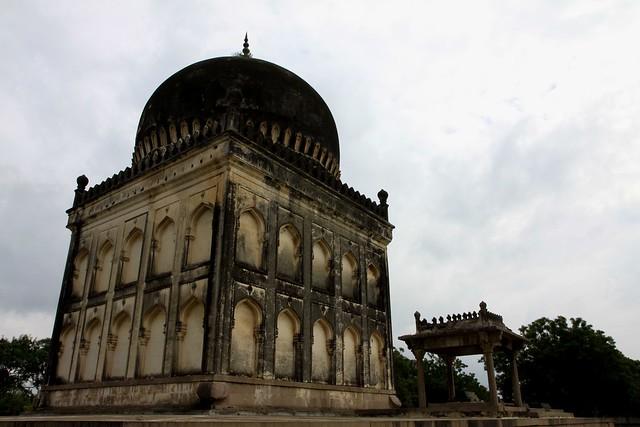 Tomb of Ibrahim Kuli Kutub Shah