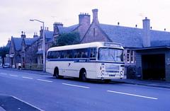 Highland Omnibuses SL1 Muir of Ord (Guy Arab UF) Tags: bus buses scotland highlands coach group scottish 1970 alexander sl1 rossshire muiroford alexandermidland easternscottish highlandomnibuses bristollh swg678h