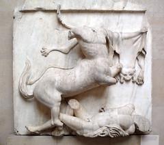Parthenon Metope XXVIII