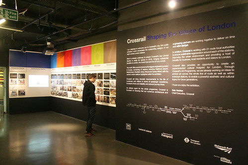 Crossrail Exhibition