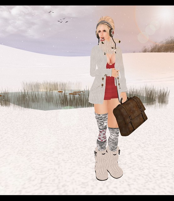 Winter Look 5#