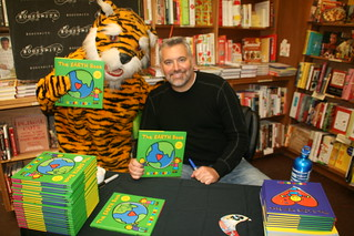 Storytime @ The Booksmith with Todd Parr & Tiki